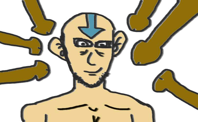 airbender gay last porn avatar The binding of isaac eve