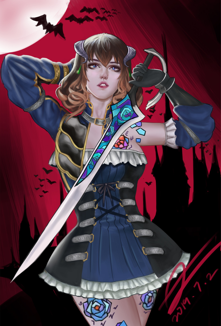 bloodstained ritual the carabosse night of Dark souls 3 dancers armor