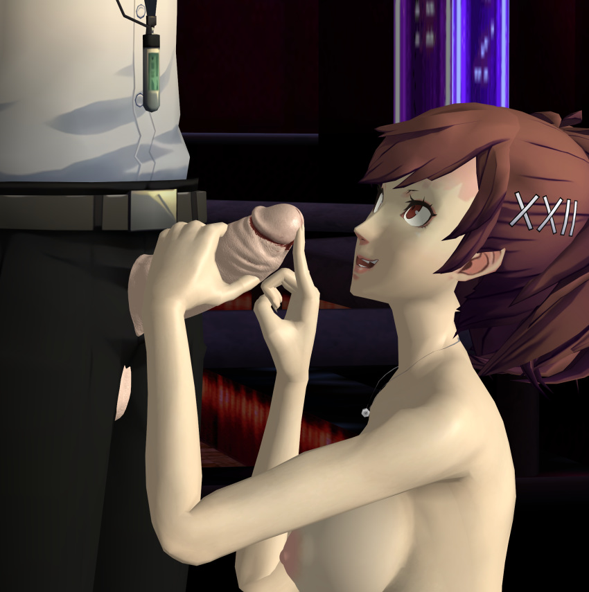 makoto 5 persona Conkers bad fur day