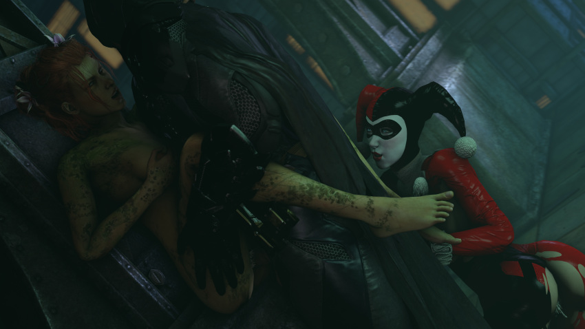 knight mods batman nude arkham Did jabba have sex with leia