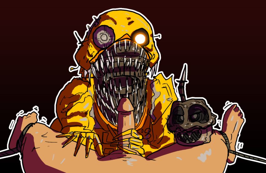 humans freddy's five at nights as Attack on moe h nude