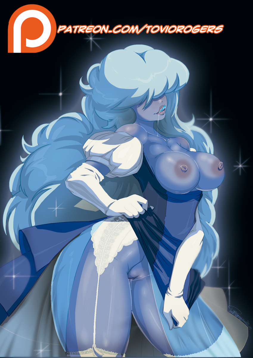 universe steven and sapphire ruby The 7 deadly sins merlin