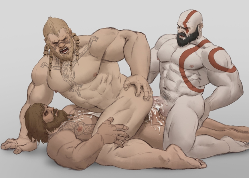 war of 4 nude god Adventure time the vampire king