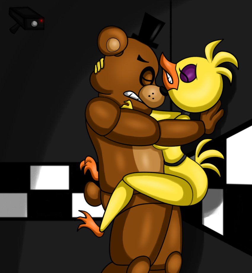nights nude freddy's five chica at Dragon age origins help jowan or not